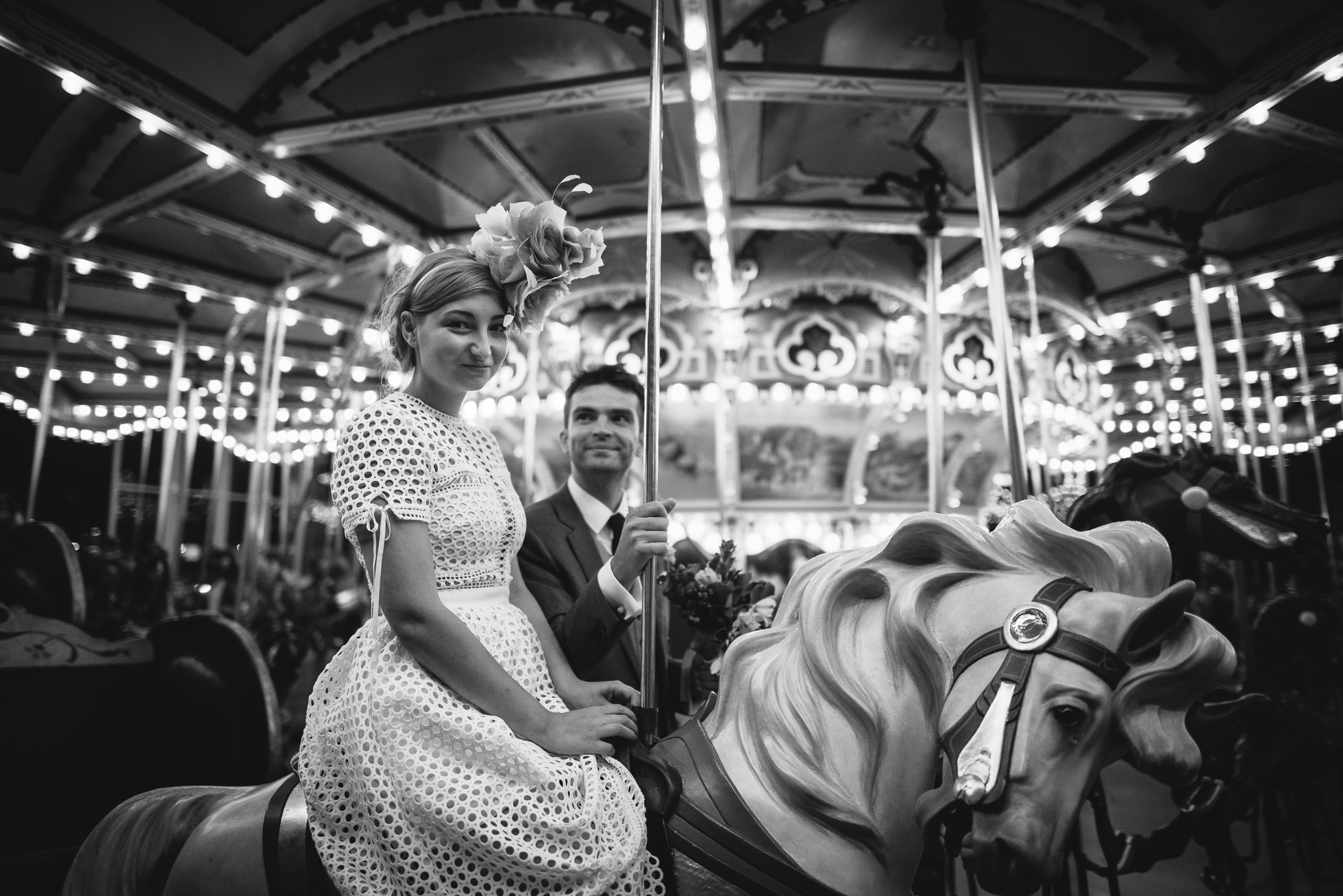 Jane's Carousel Wedding