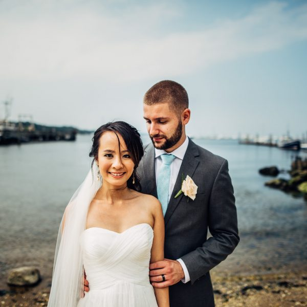 Danford's Marina wedding- Hiu Man & Andrew