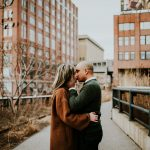 kissing on the highline