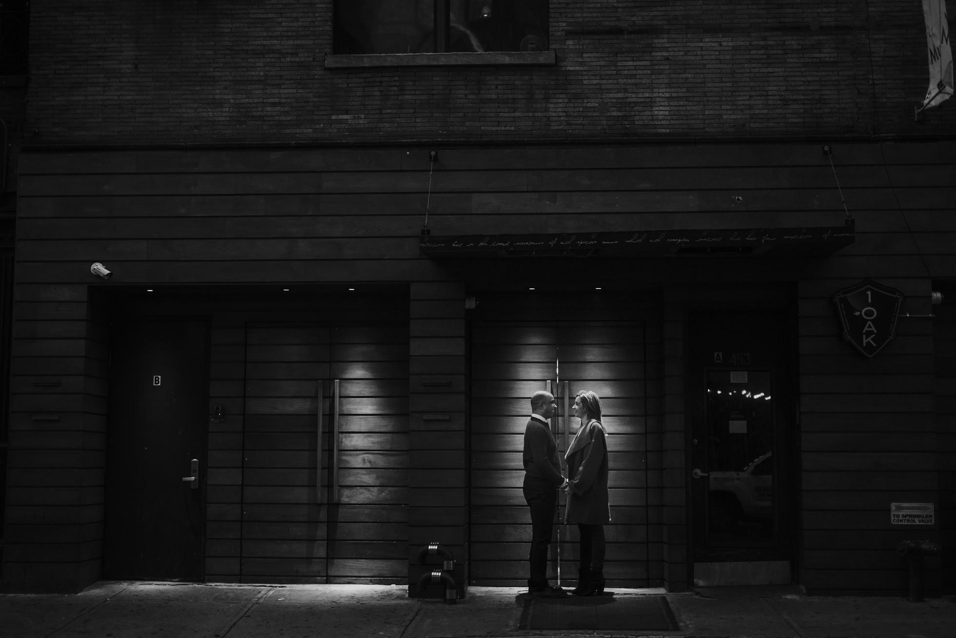 spotlight couple