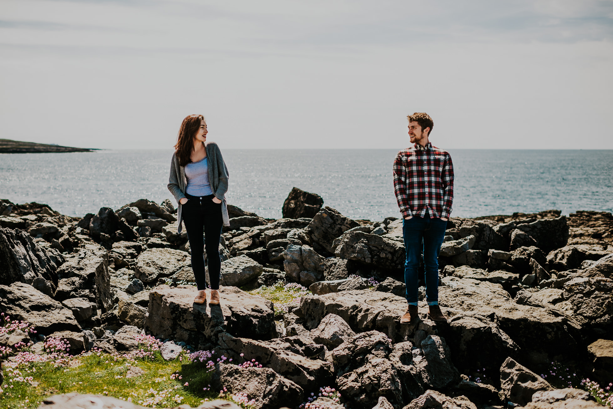 County Clare engagement photographer