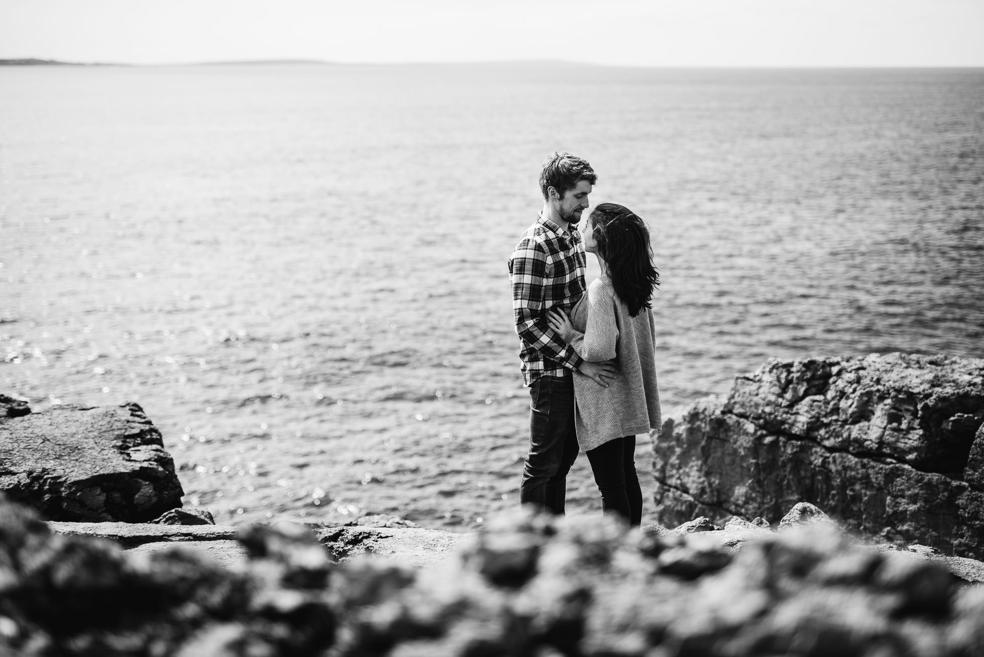 dramatic engagement Ireland