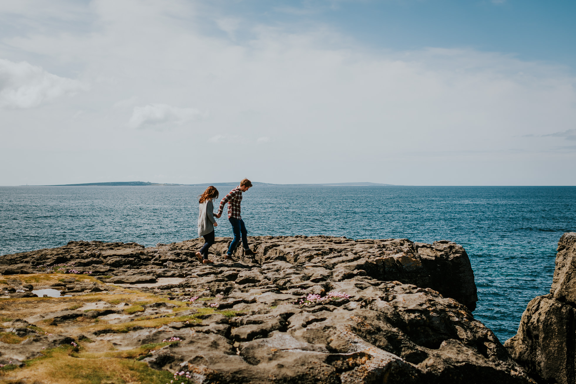 Ireland couple portraits