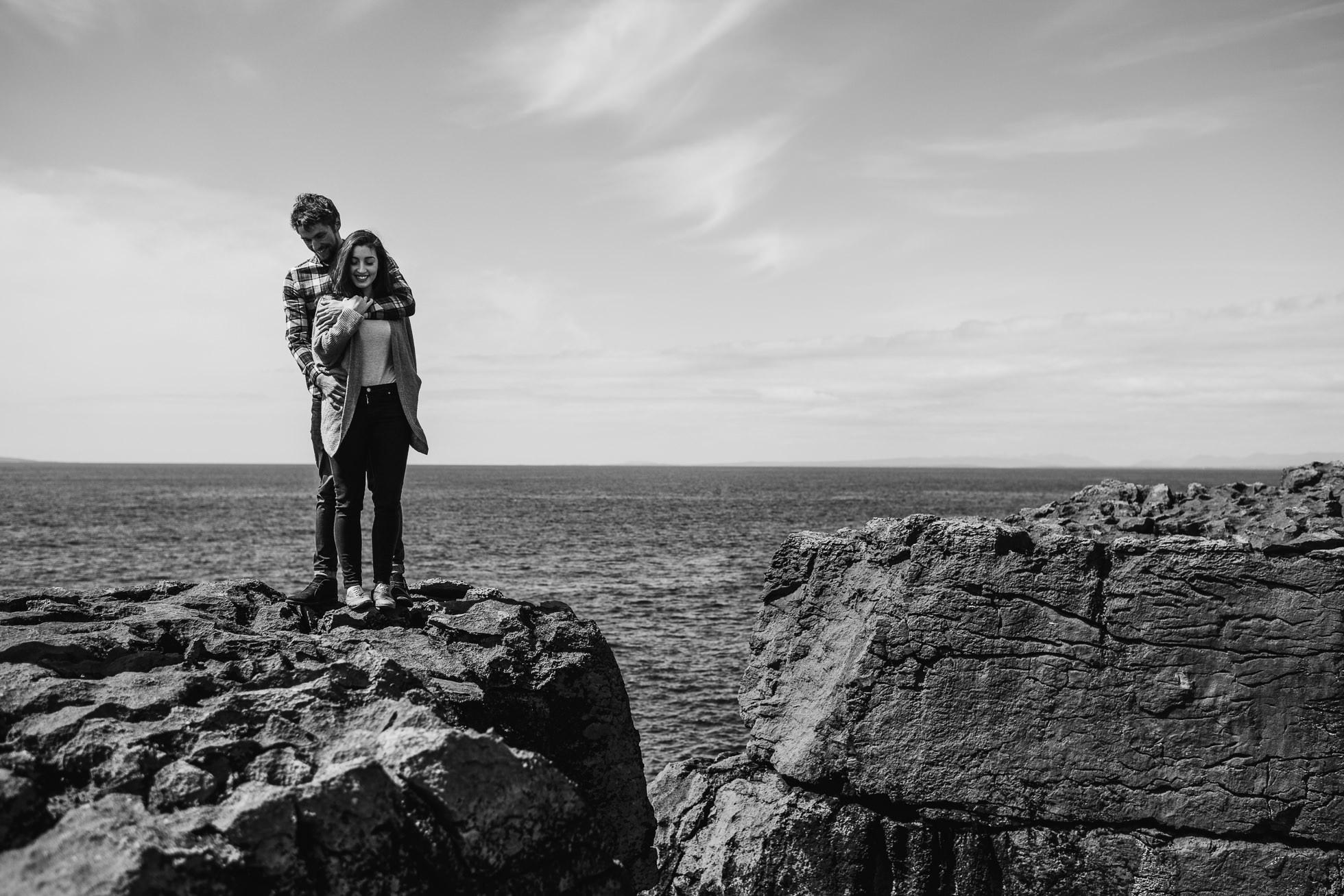 The Burren, Ireland- Laurie & David