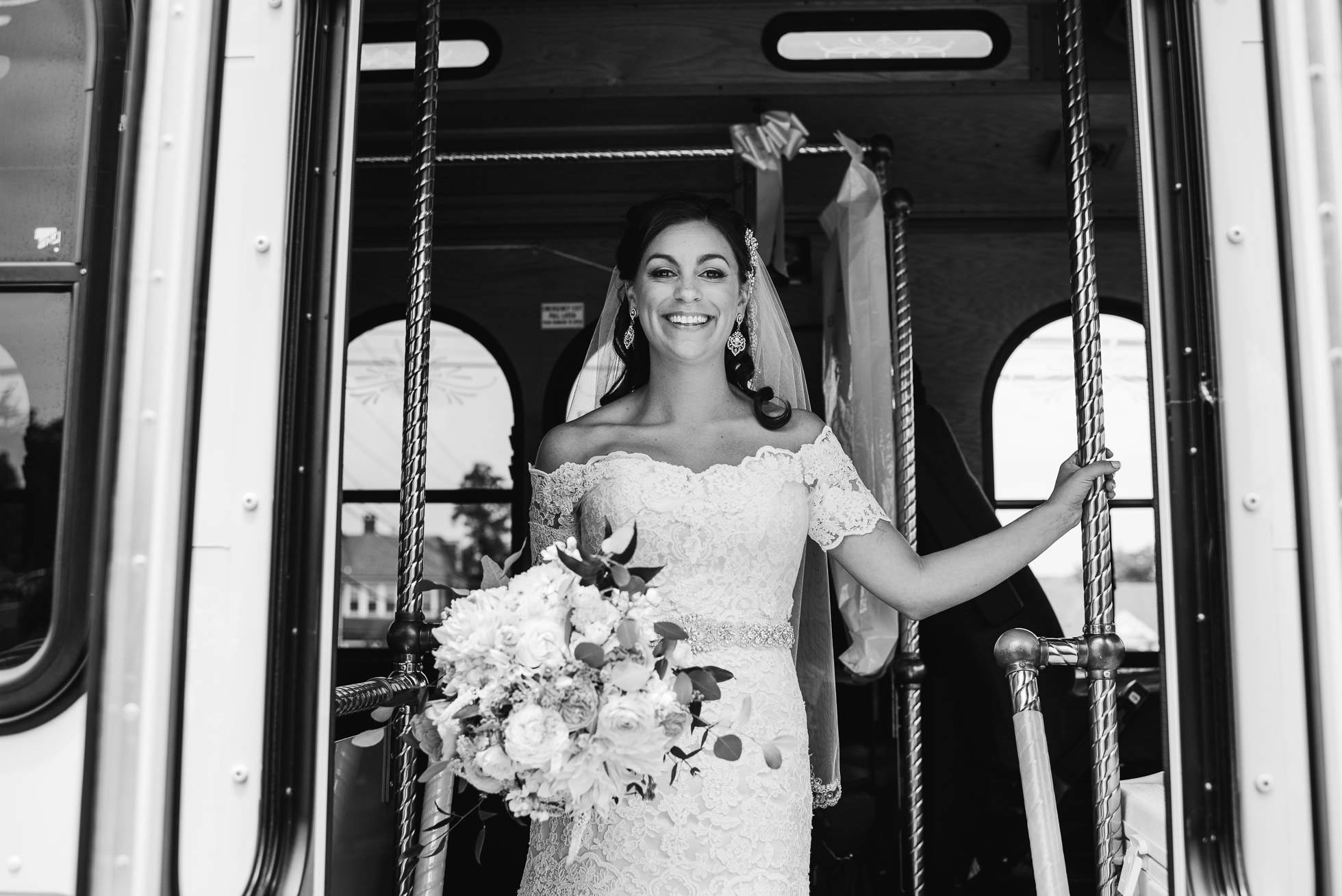 bride trolley farmingdale