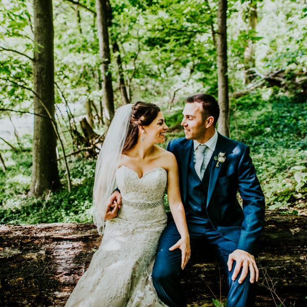 George Weir Barn Wedding- Nicole & Mark
