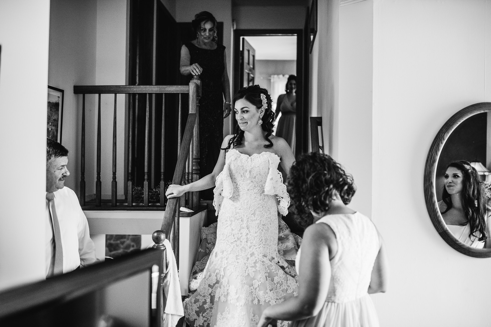farmingdale bride getting ready