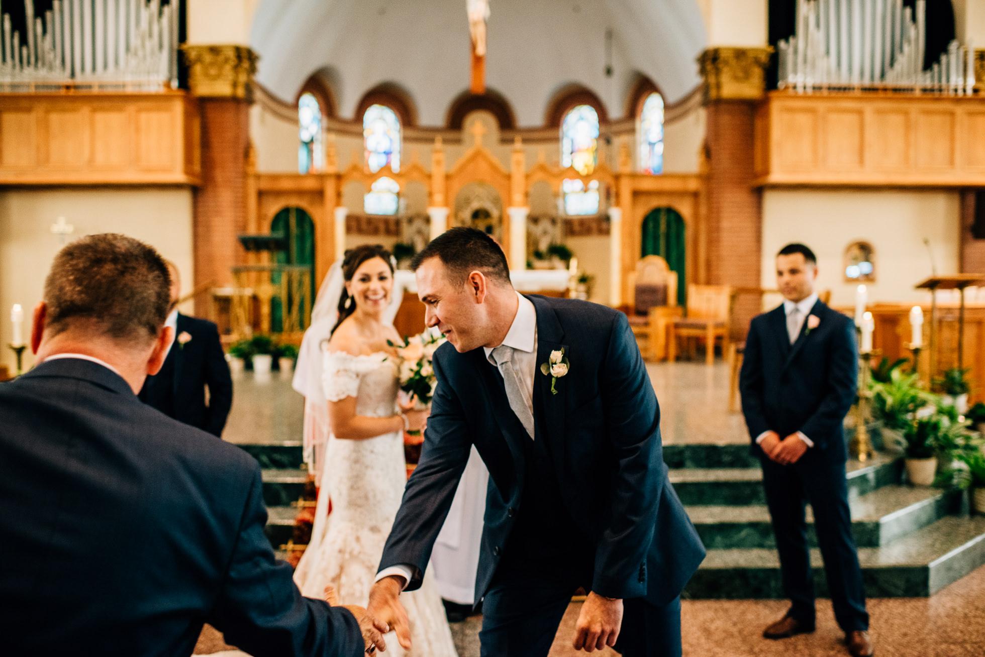 groom at st killians