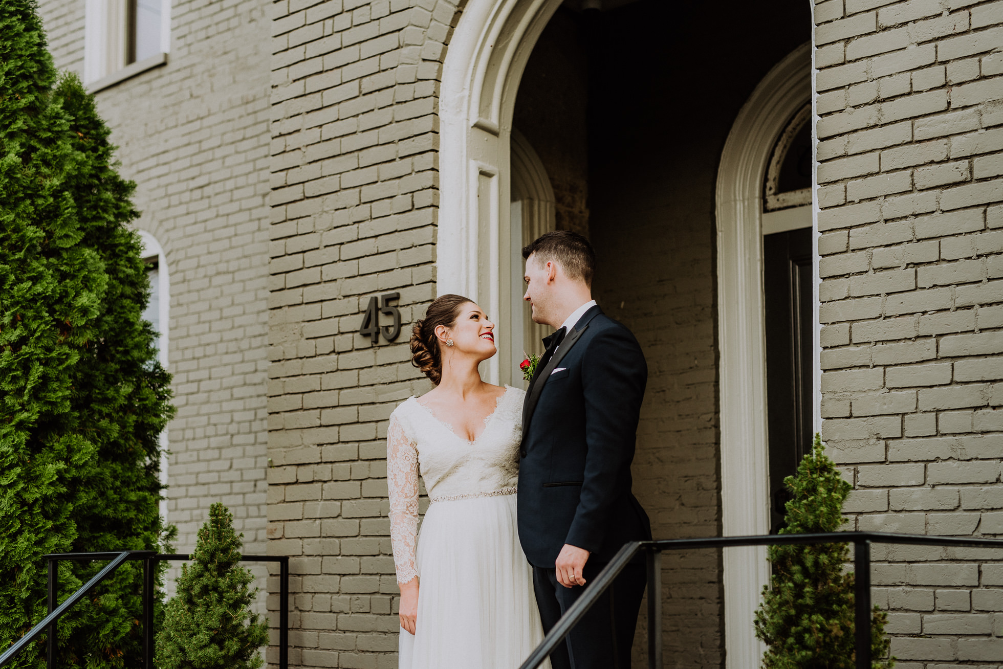 the cordelle nashville wedding portrait