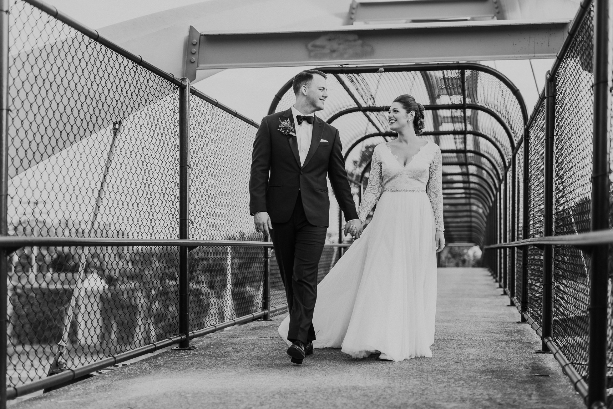 dramatic nashville wedding photographer