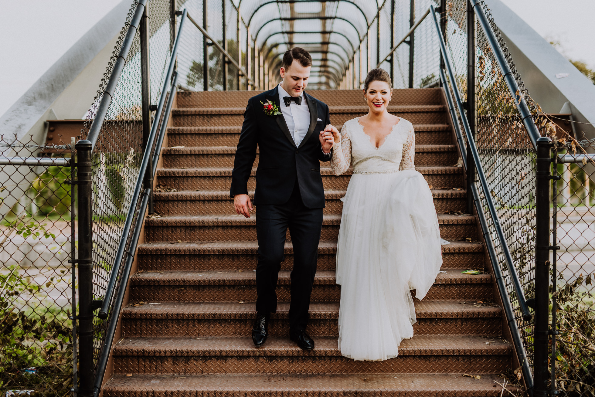 urban nashville wedding