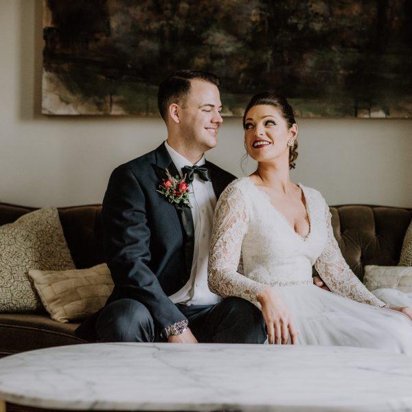 The Cordelle Nashville Wedding- Molly & Stephen