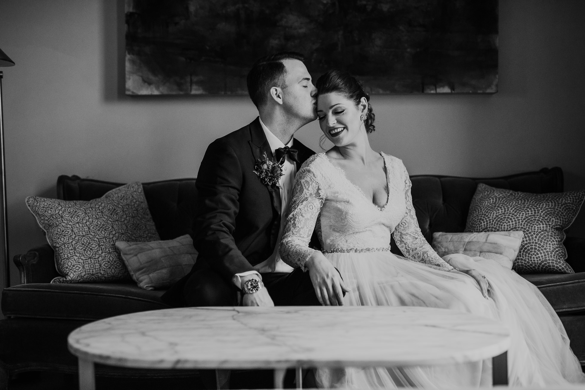 emotional nashville wedding portraits at the cordelle