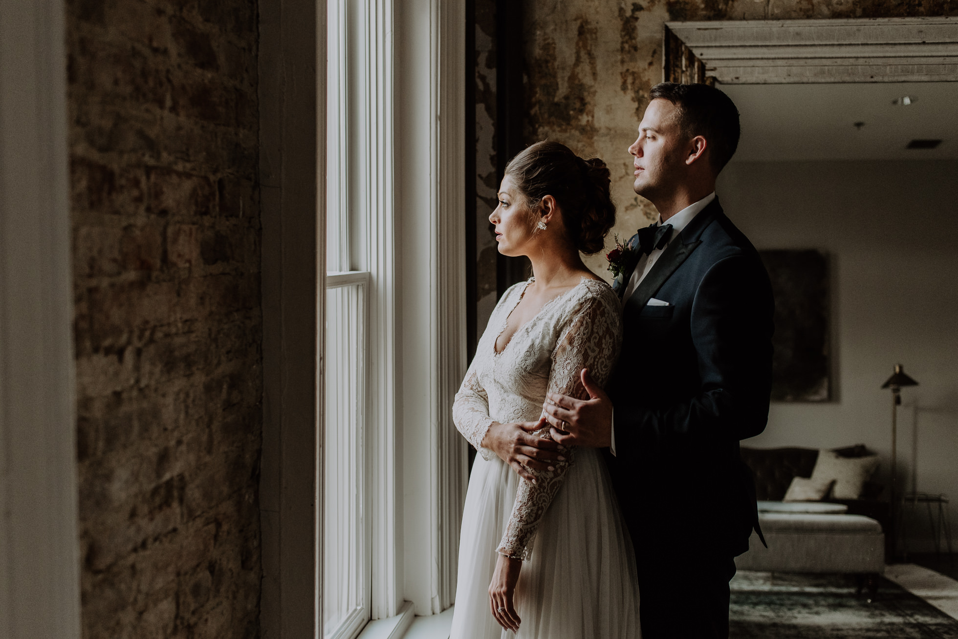 dreamy nashville wedding portraits at the cordelle