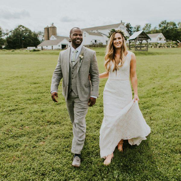 South Farms Connecticut Wedding-Annie & Kwame
