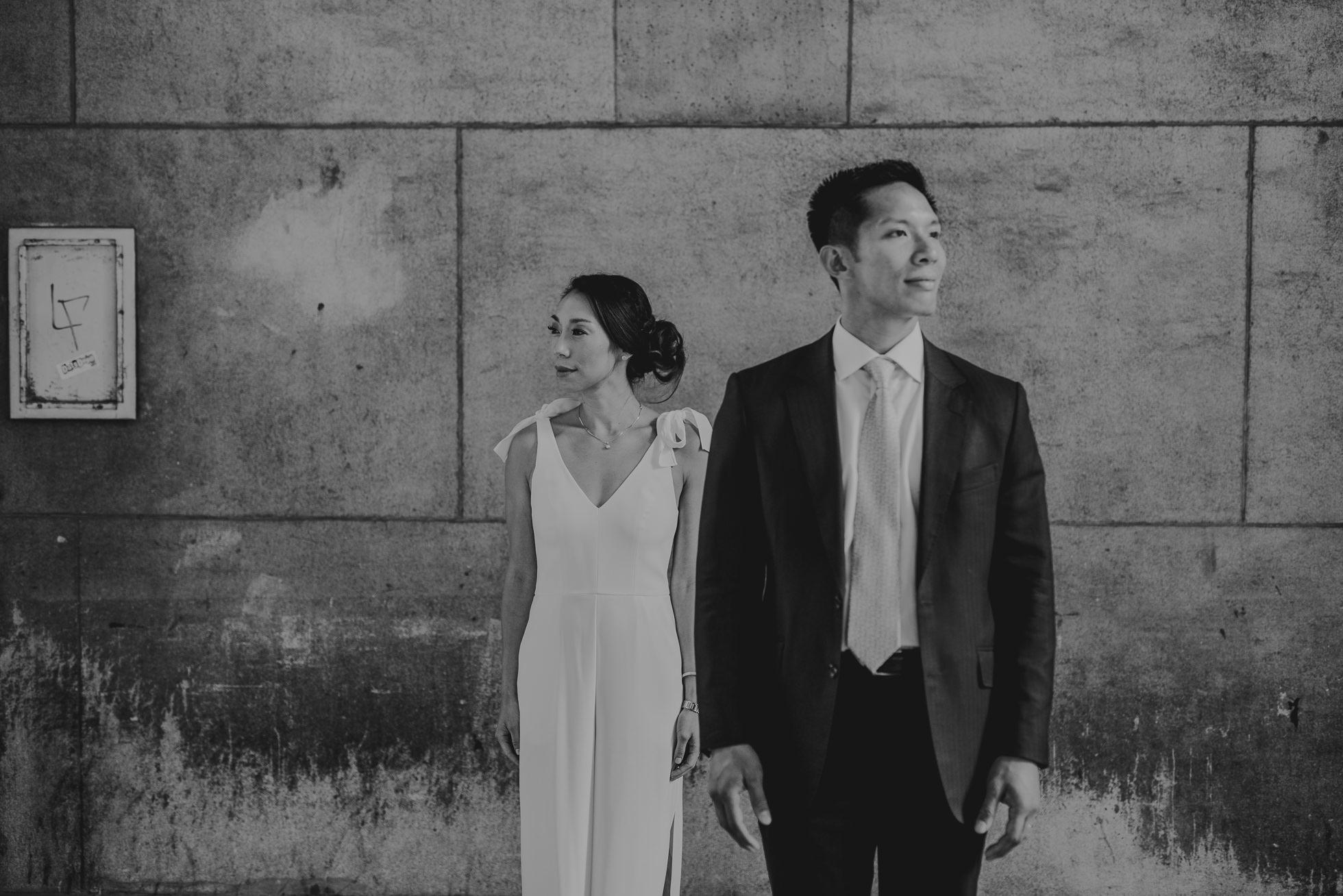 artistic New York wedding photographers