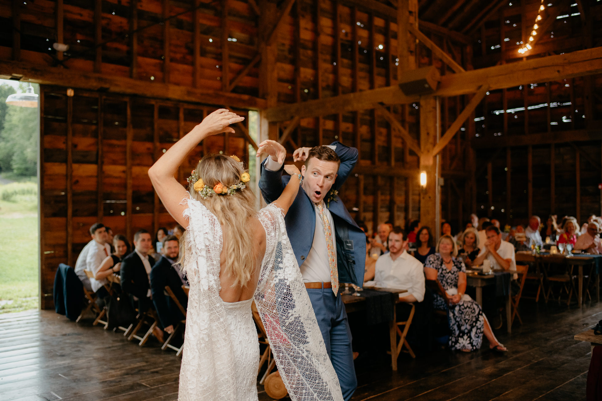 barn wedding receptions new york