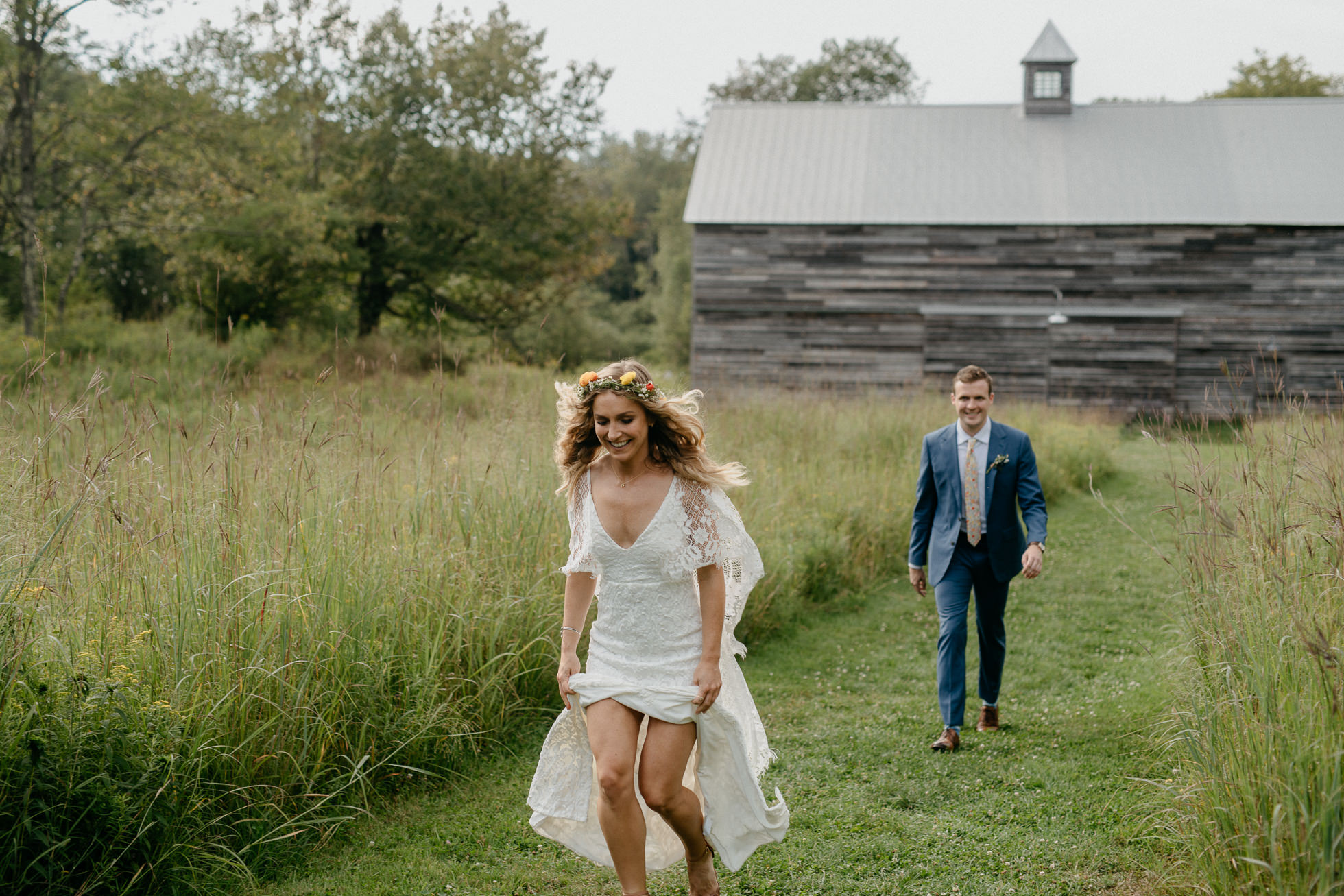 barn wedding upstate new york