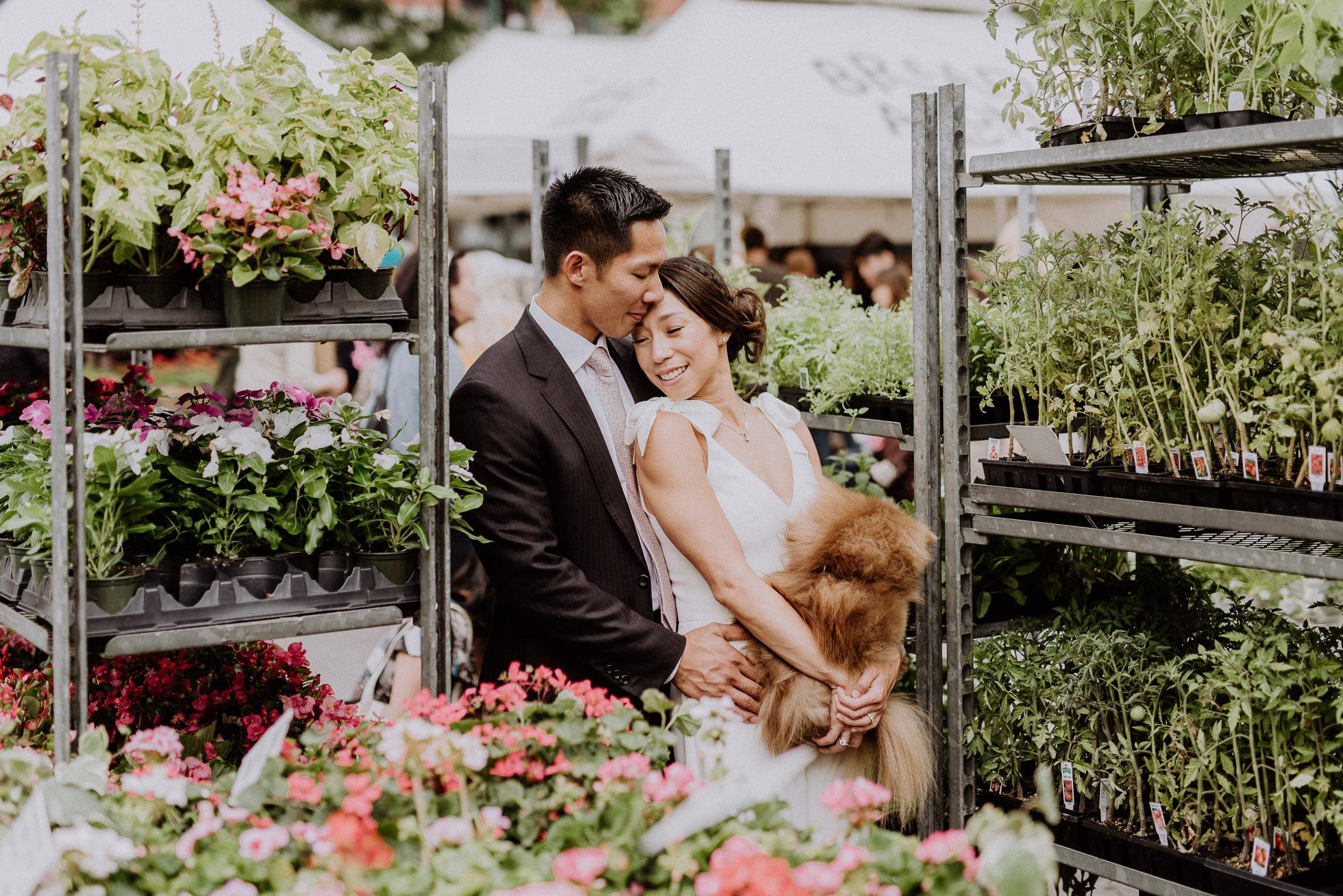 candid wedding photographers NYC