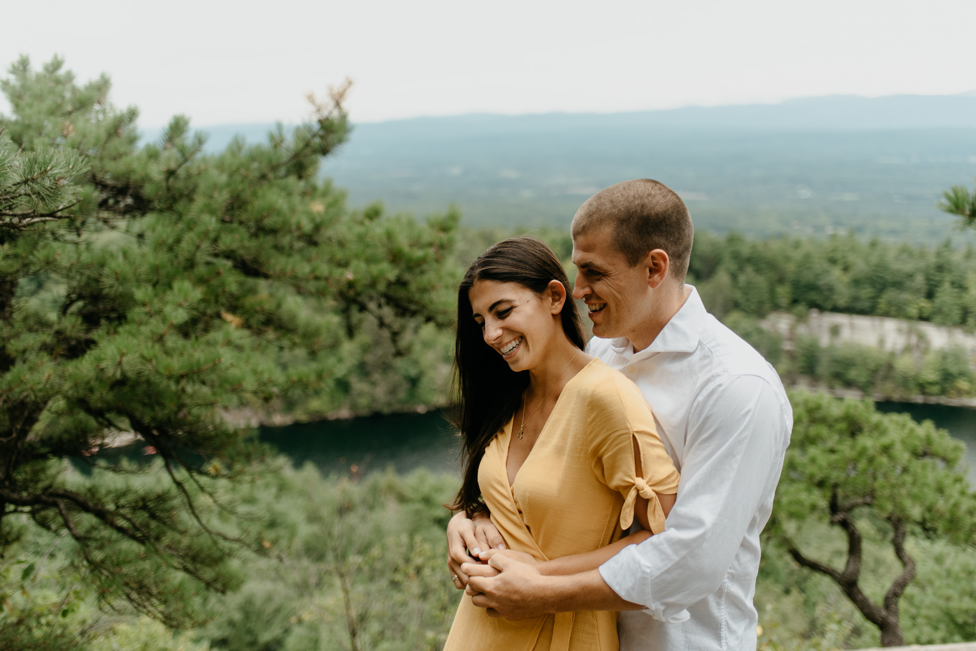 Catskills engagement photographers