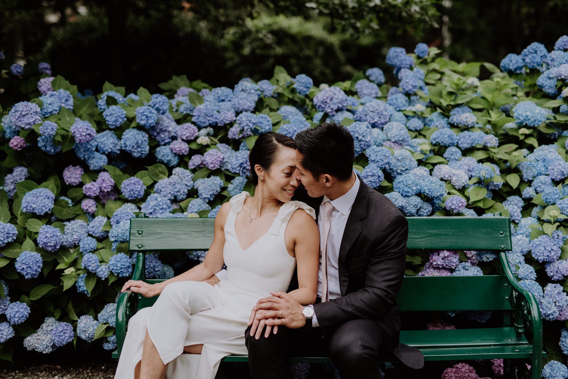 classic new york city wedding
