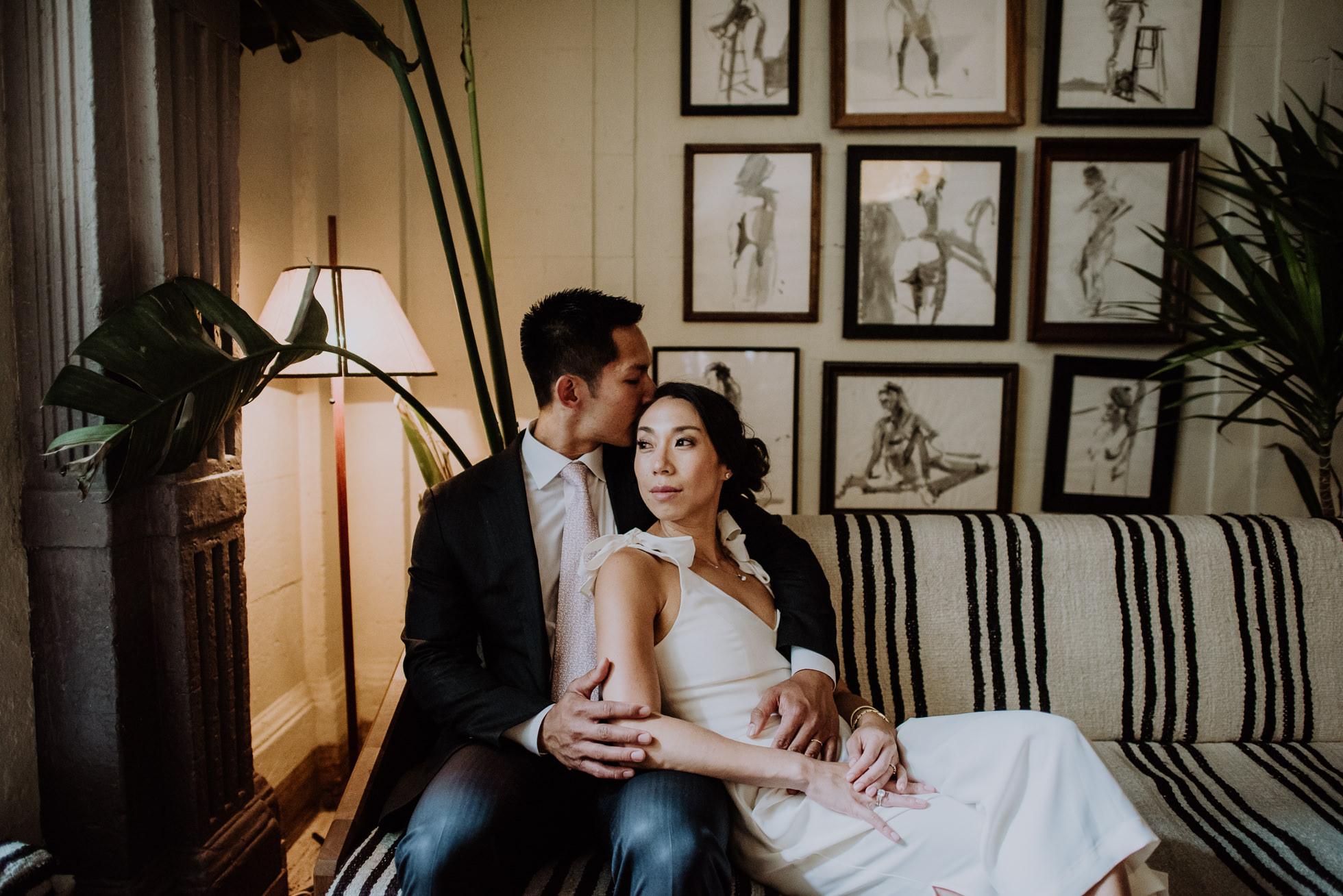 emotional wedding photographer new york city
