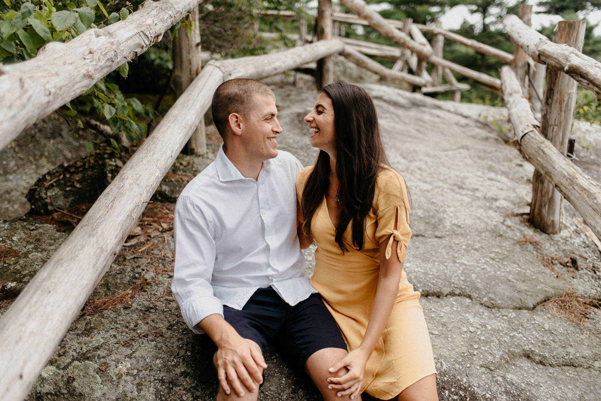 engagement session style