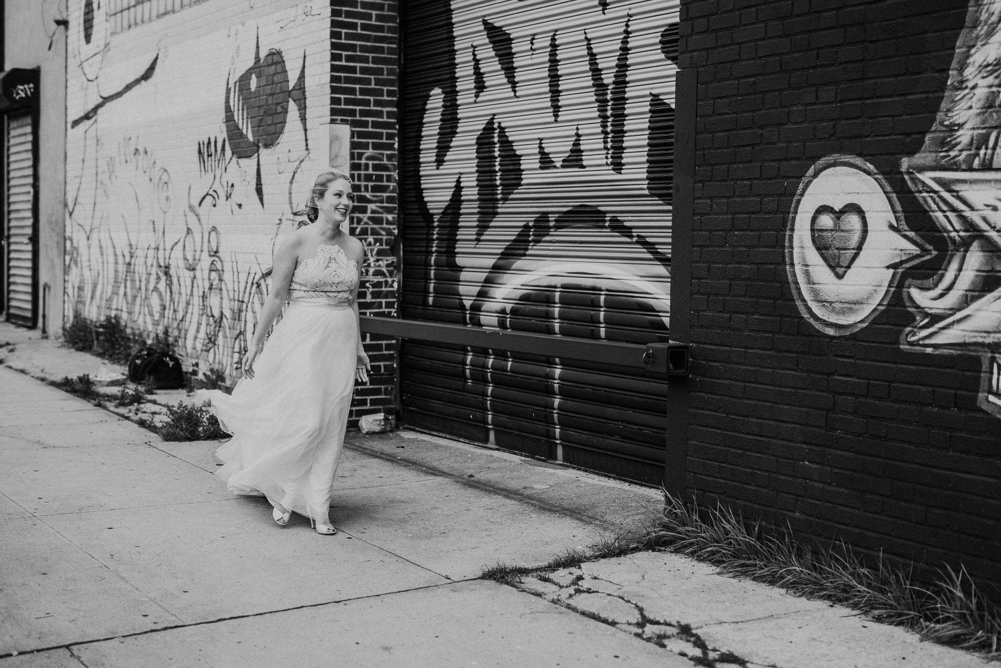 first look graffiti wall photographed by Traverse The Tides