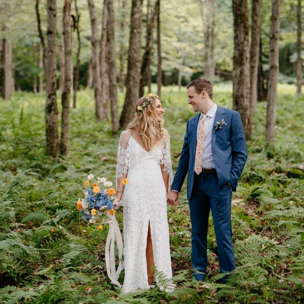 Handsome Hollow wedding- Lindsey & Ben