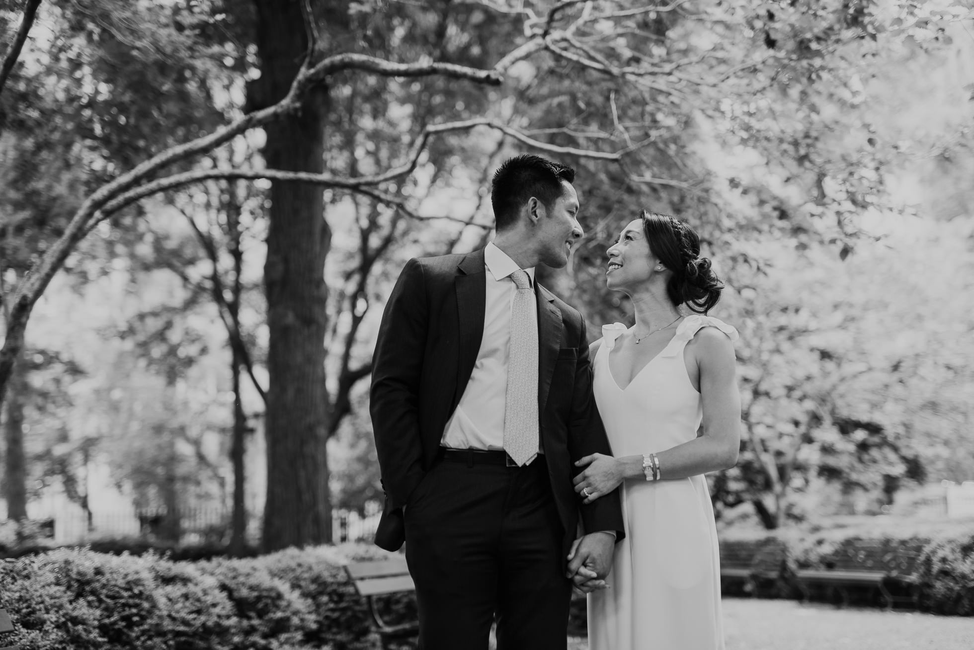 Gramercy Park wedding photographer