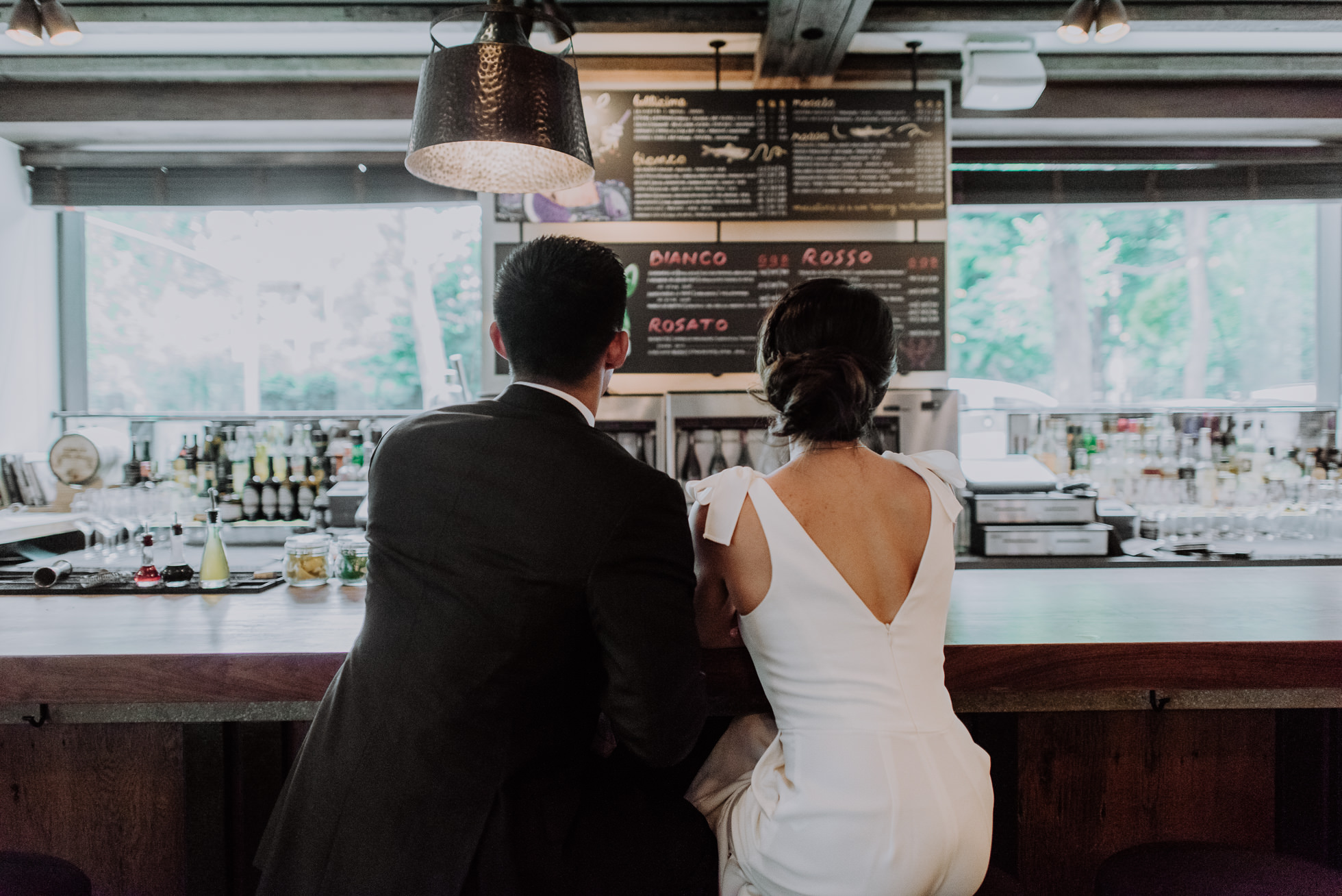 Maialino wedding