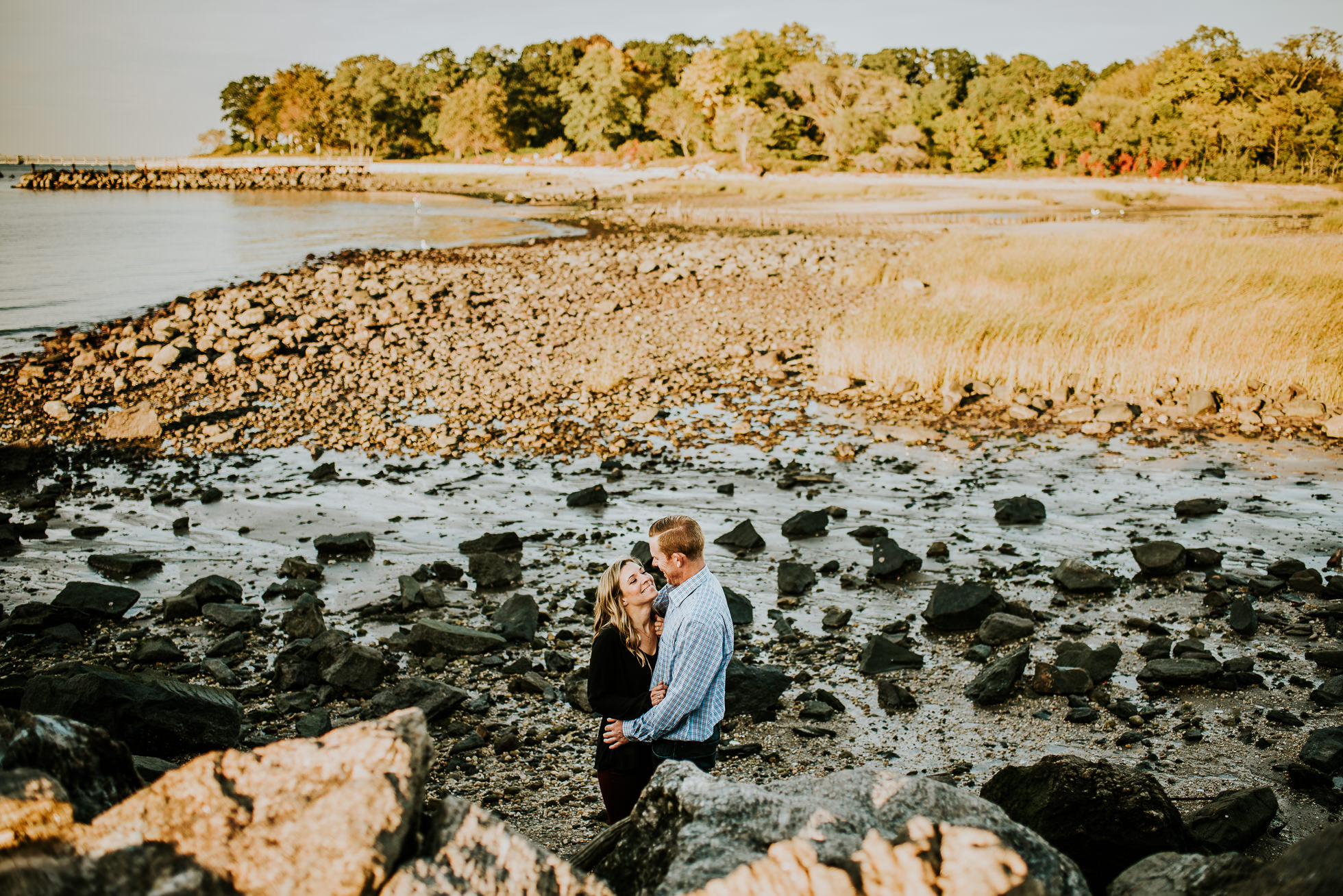 North Shore Long Island engagement session photographed by Traverse the Tides-2