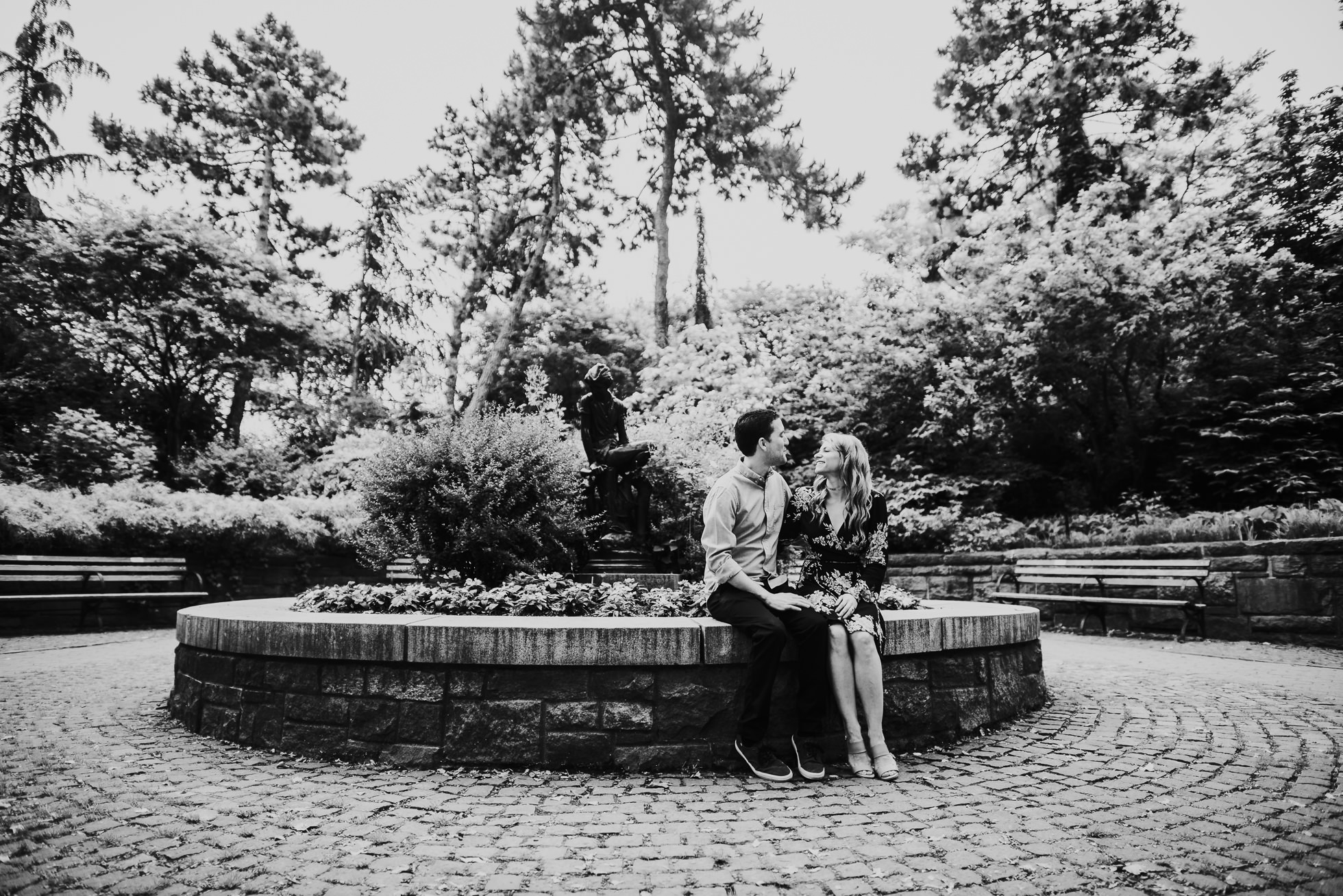 nyc engagement session photographed by Traverse the Tides18