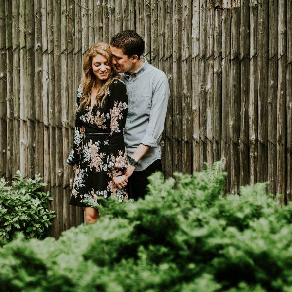 Upper East Side Engagement, Lindsay & Mike