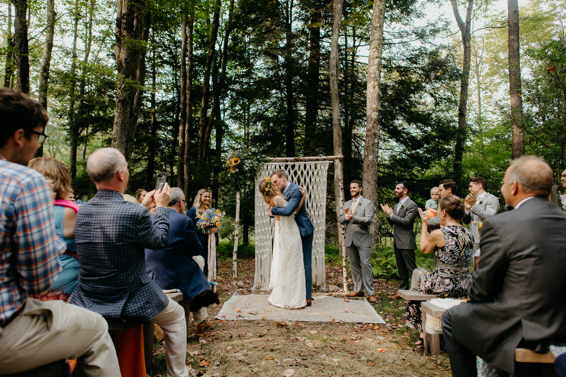 outdoor wedding ceremonies new york