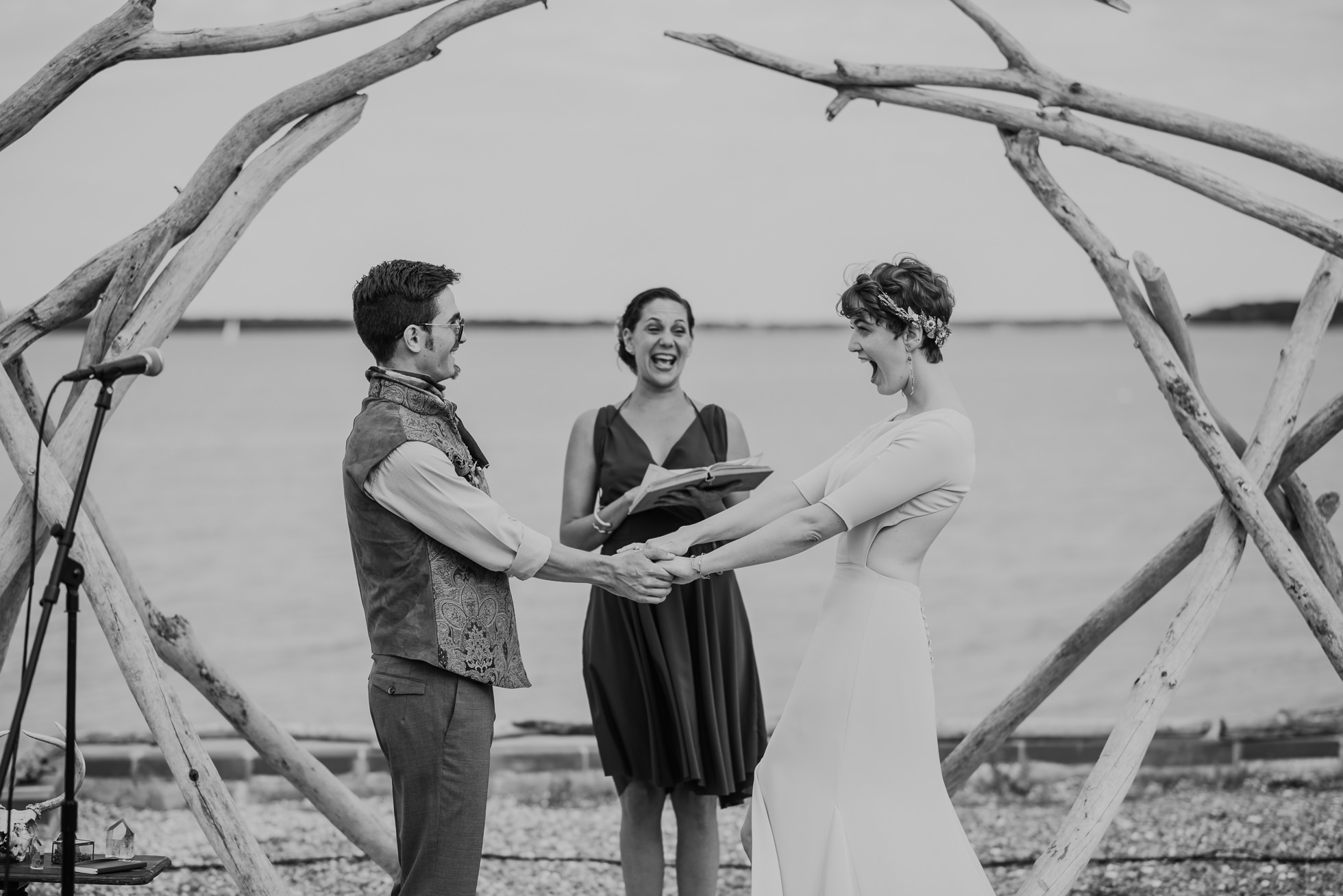 southold wedding ceremony