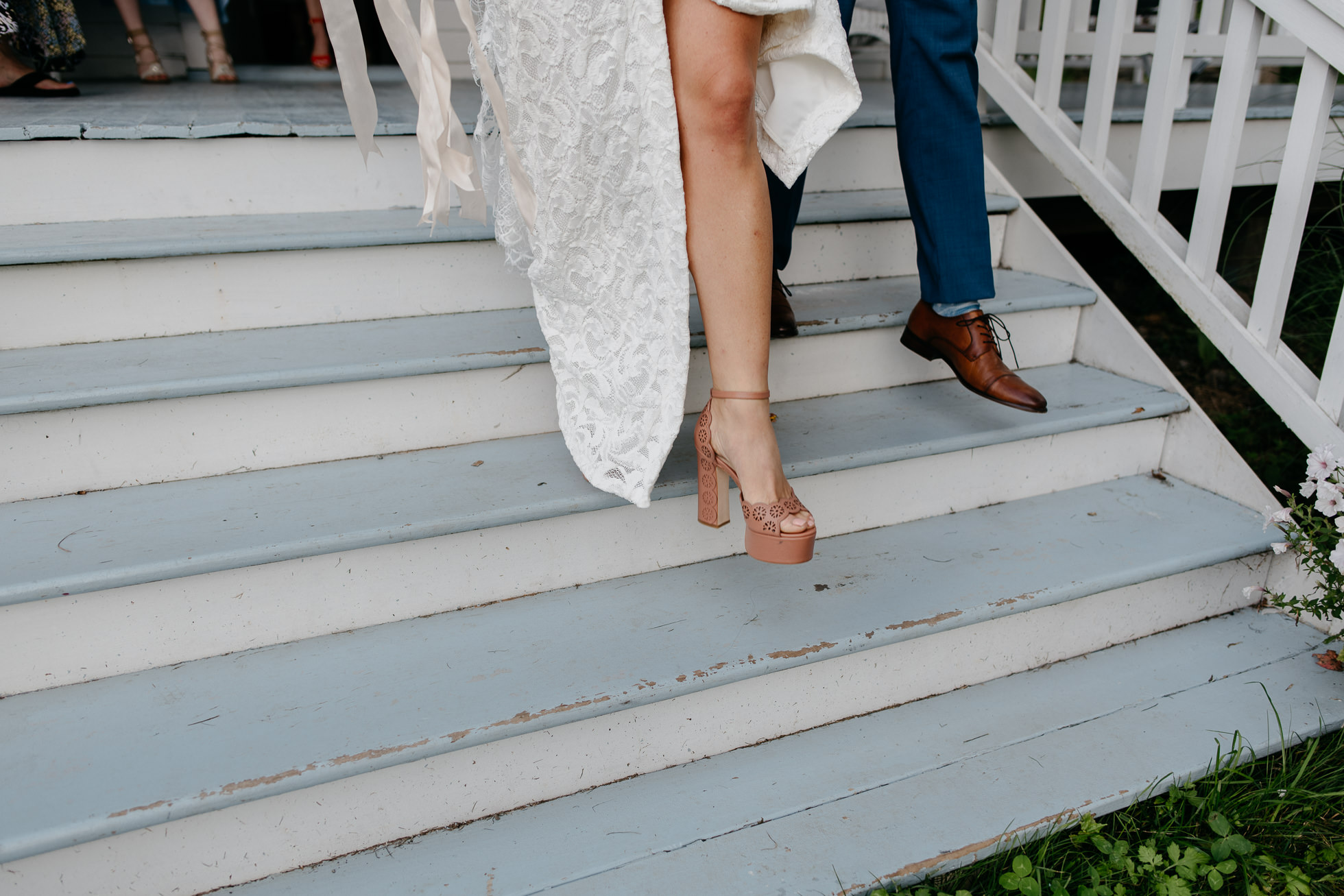 stylish wedding shoes