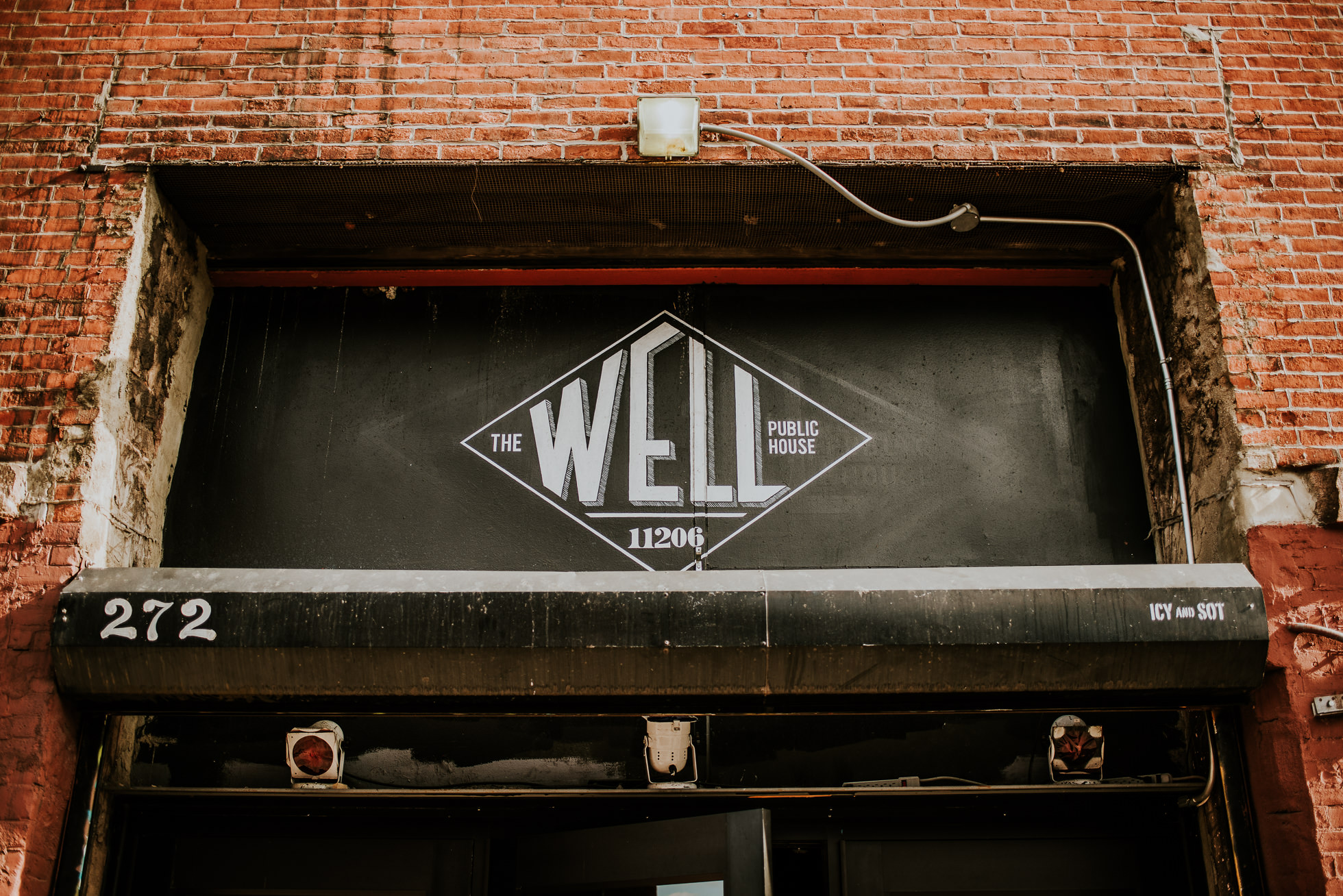 the well brooklyn wedding photographed by Traverse The Tides