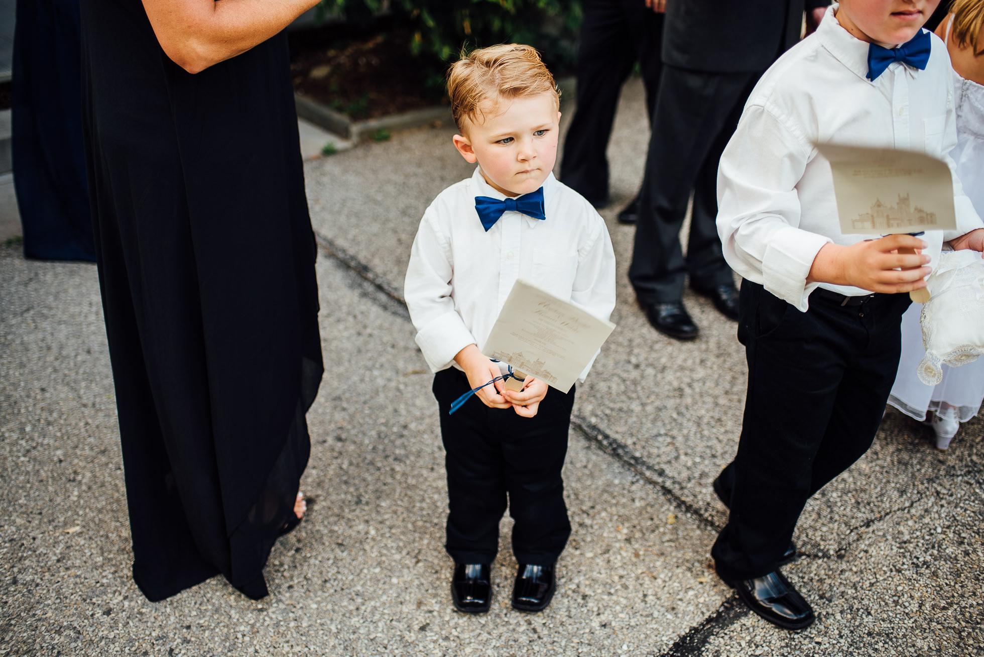 ring bearer at lyndhurst castle photographed by traverse the tides