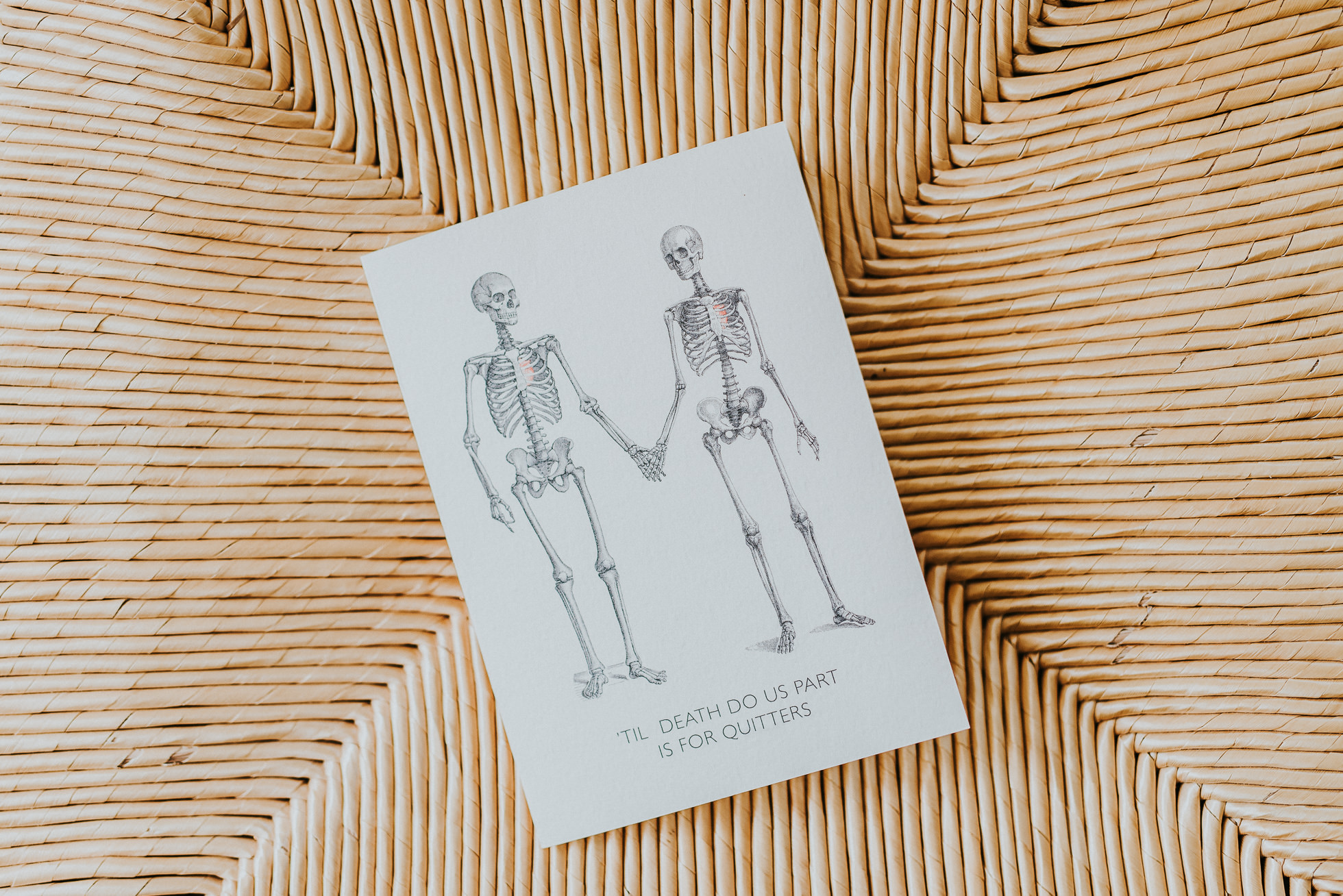 funny wedding card from bride to groom East Hampton