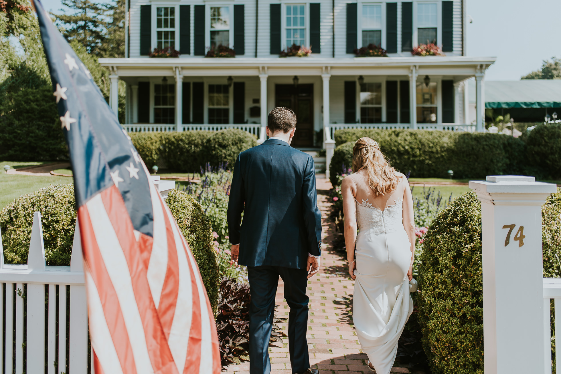 the Hedges Inn wedding venue Long Island