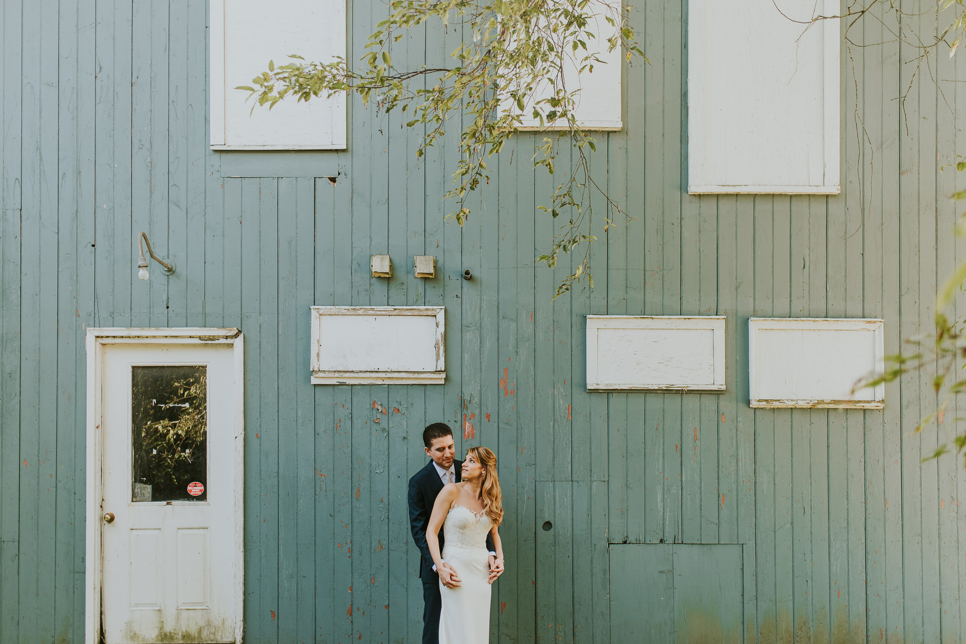 Long Island barn weddings