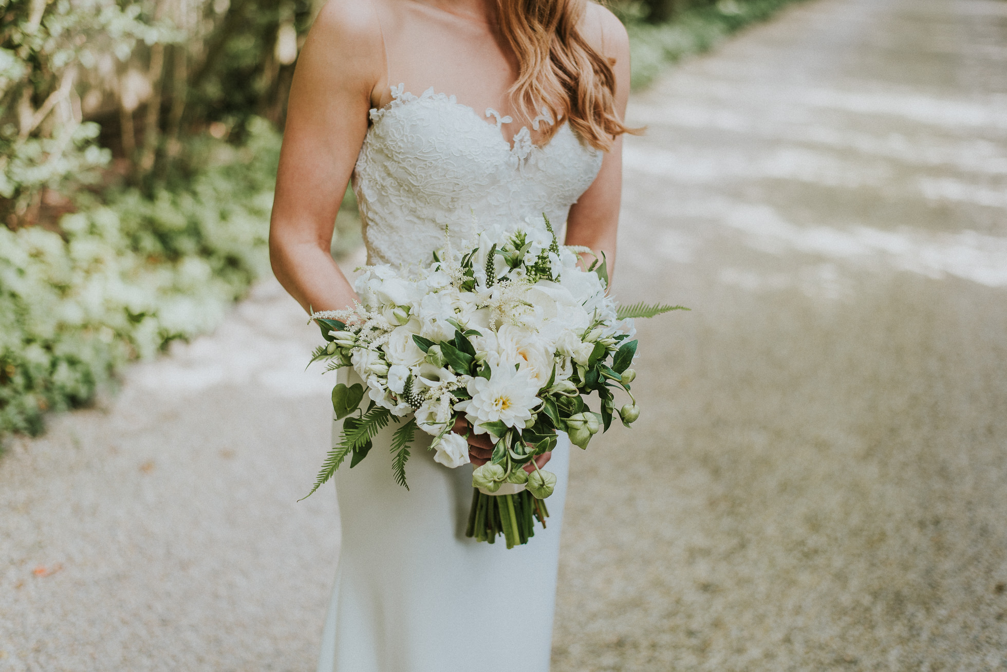 bridal flower bouquets Long Island