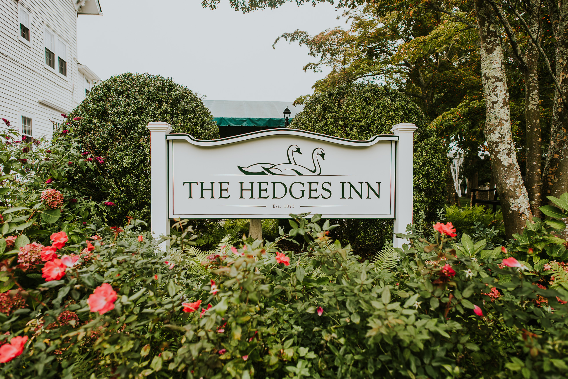 the Hedges Inn wedding photos