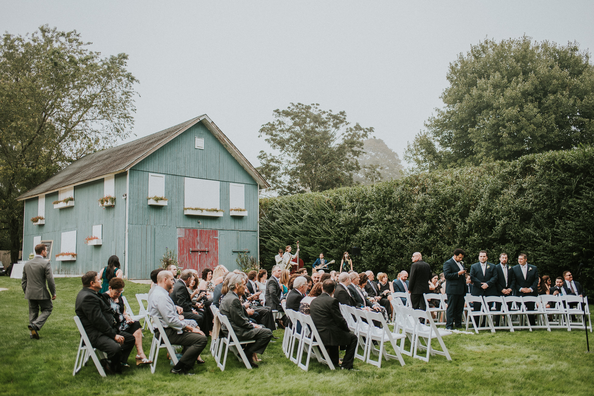 rustic Long Island barn wedding venues