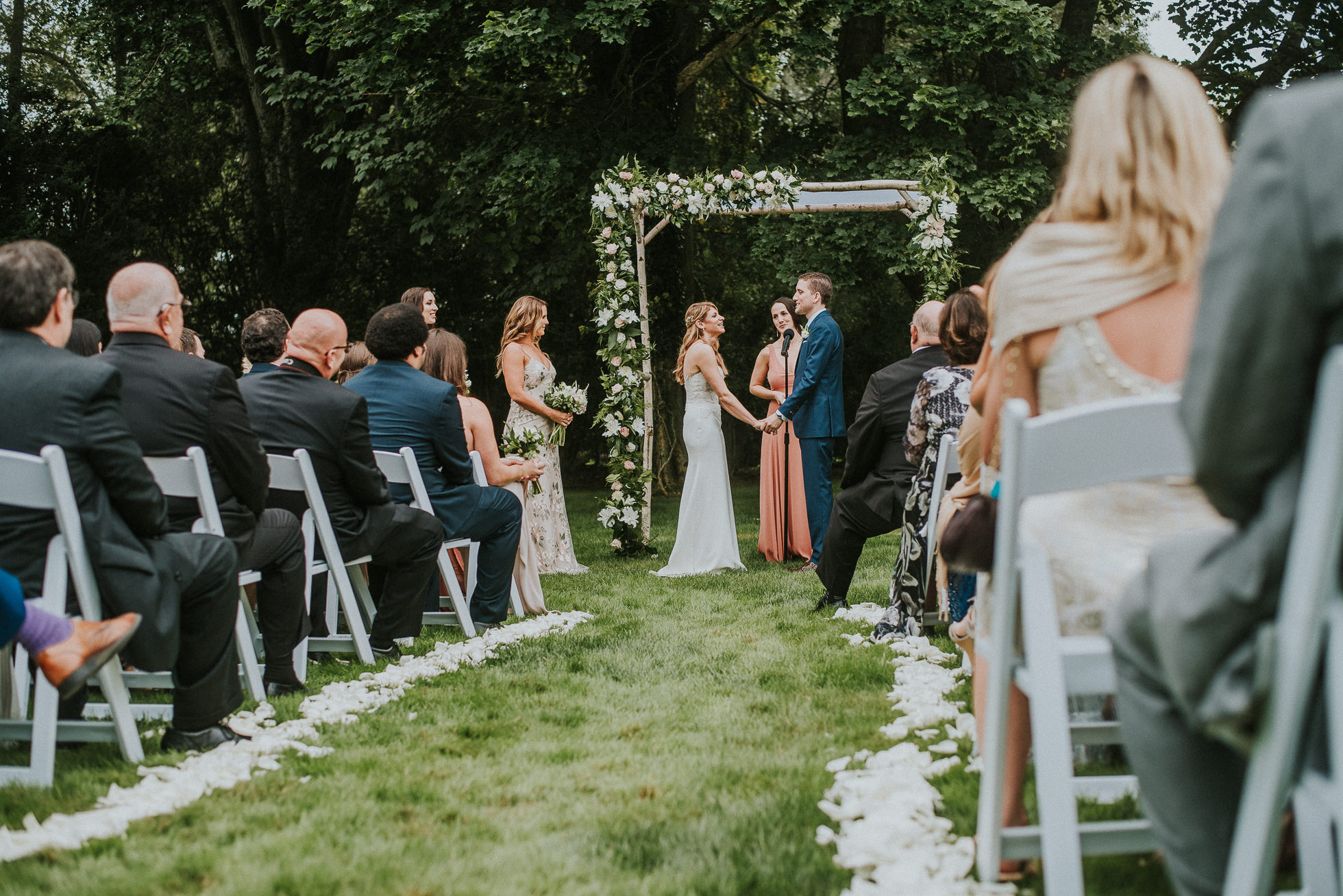 Long Island outdoor wedding venues