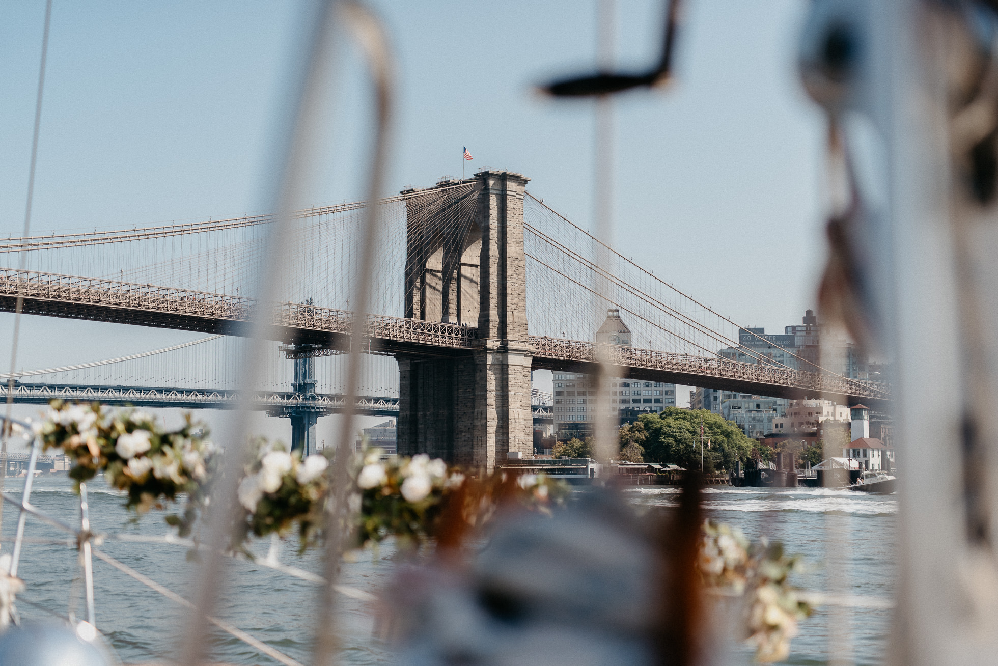 brooklyn bridge yacht cruise