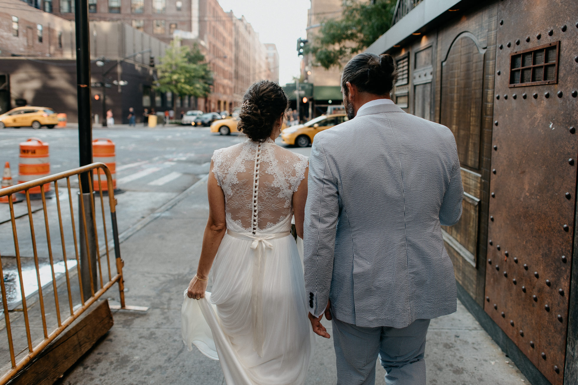 Chelsea Manhattan wedding