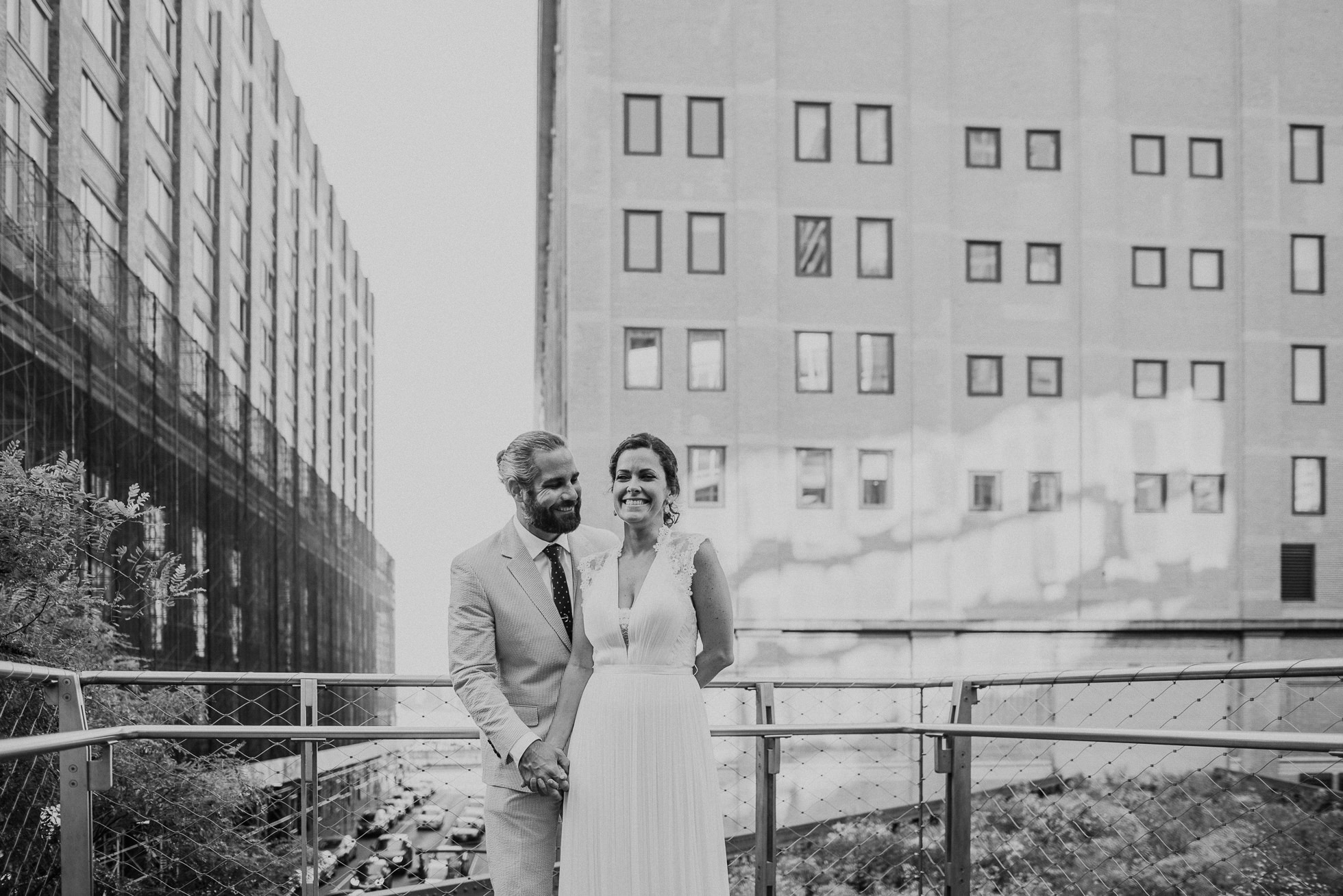 downtown manhattan wedding