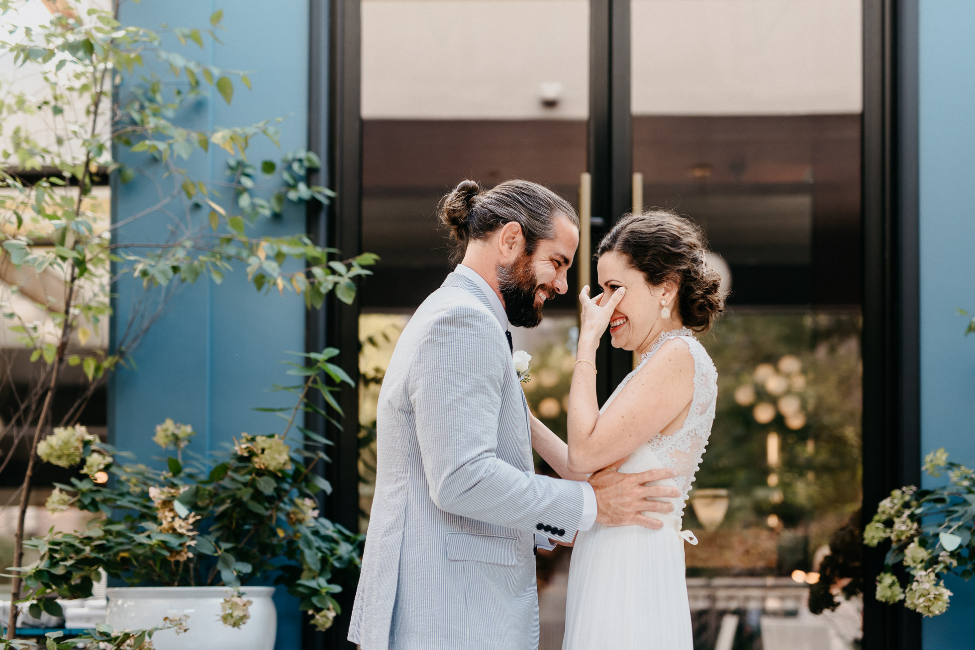 Manhattan hotel wedding